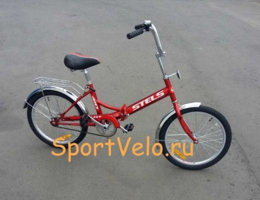 Складной велосипед Stels Pilot 410 (2016) (2017)