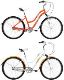 Велосипед женский FORWARD Evia 2.0 (2018)